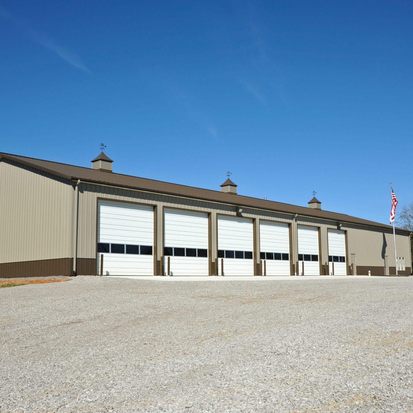 Custom Metal Building Kit Manufacturer