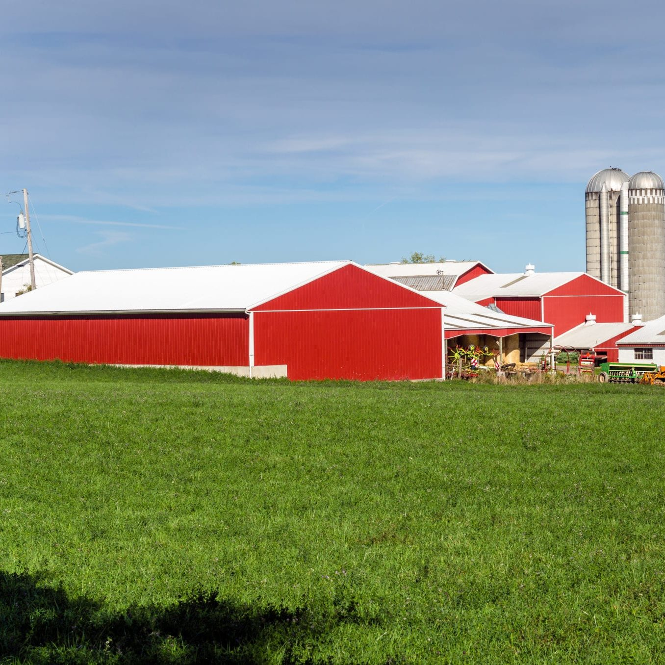 Farm & Ranch Agricultural Metal Buildings