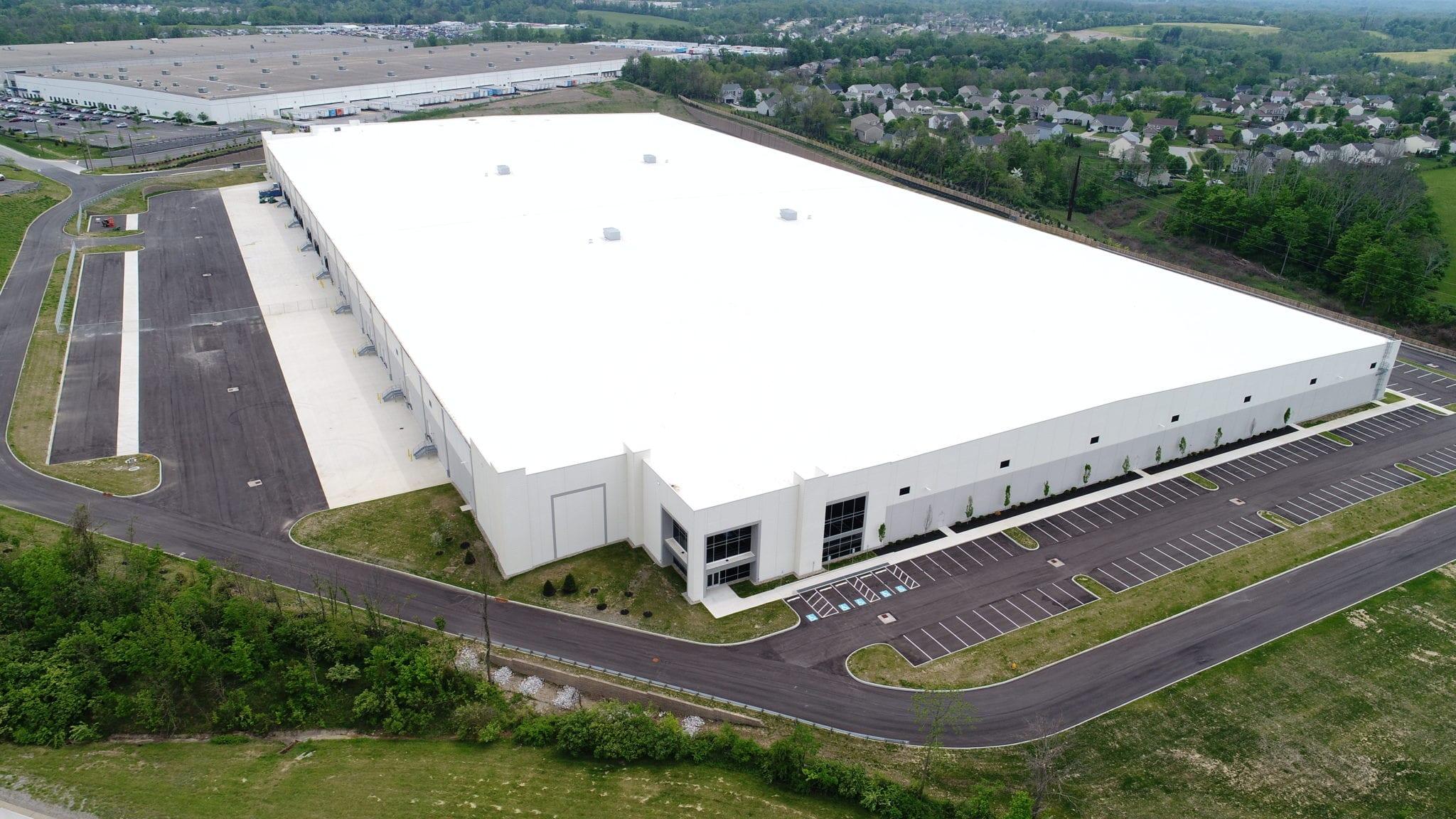 Metal Industrial Building Manufacturer