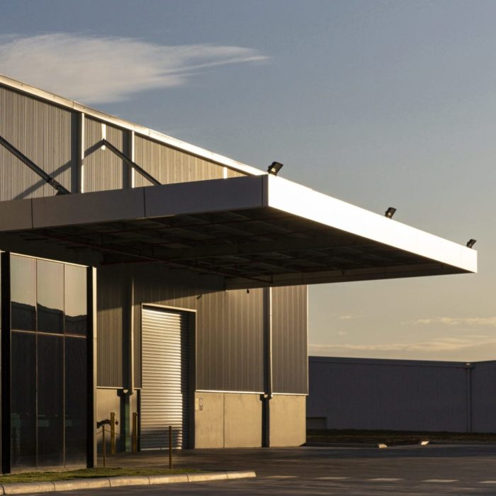 Steel Office Buildings