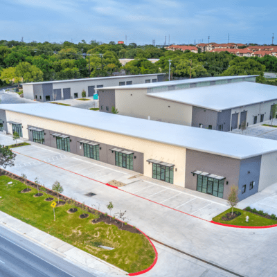 Metal Building Manufacturing Company in Texas