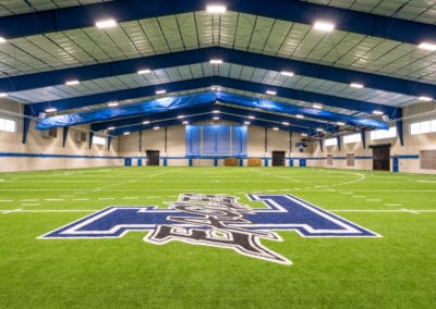 Lindale ISD Practice Facility