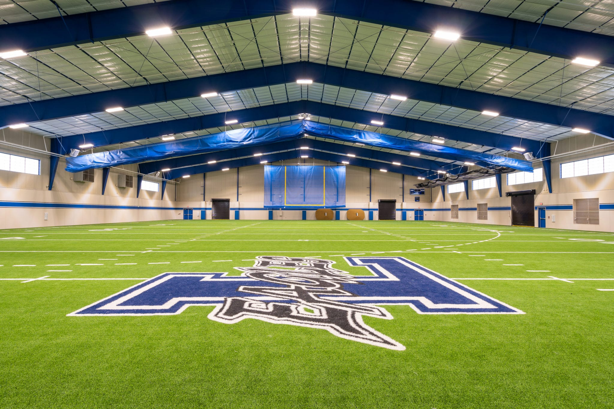 Lindale ISD Indoor Practice Facility